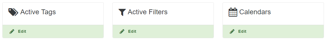 Виды фильтров