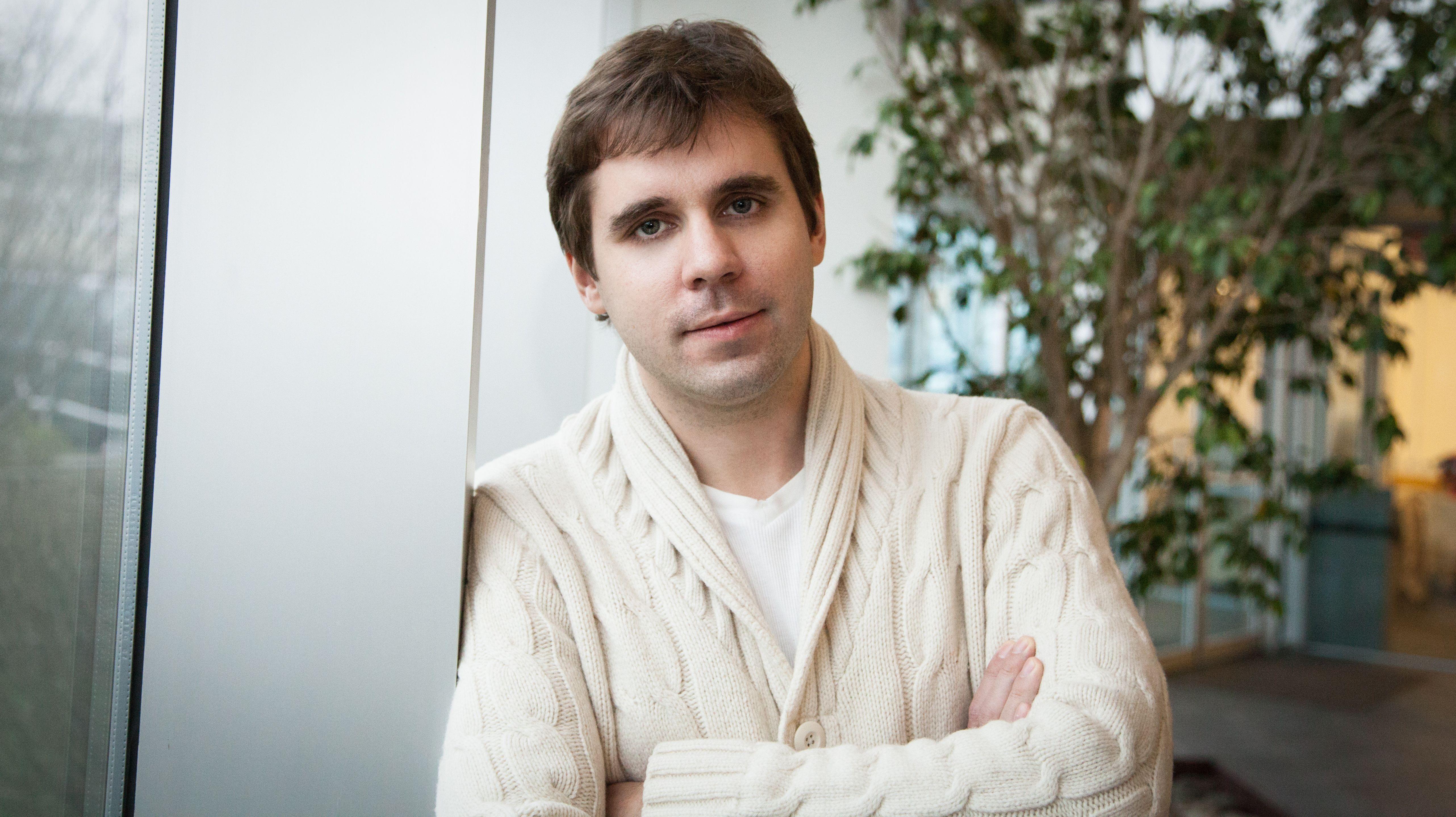 Сергей Кандауров