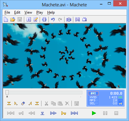 Machete Video Editor