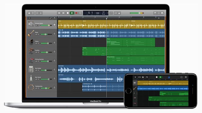 free music production software mac