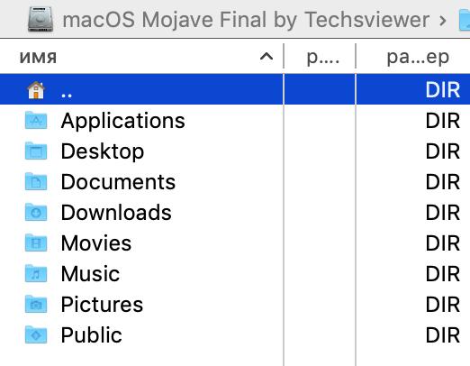 Обзор Commander One 3. Двухпанельный файловый менеджер для Mac