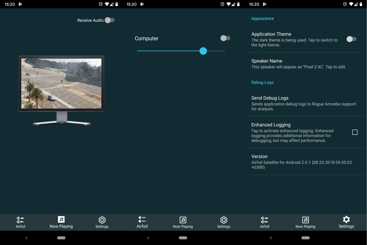 Airfoil for Android