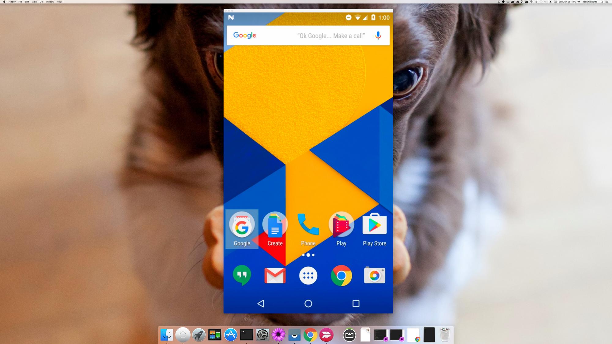 Vysor для Android