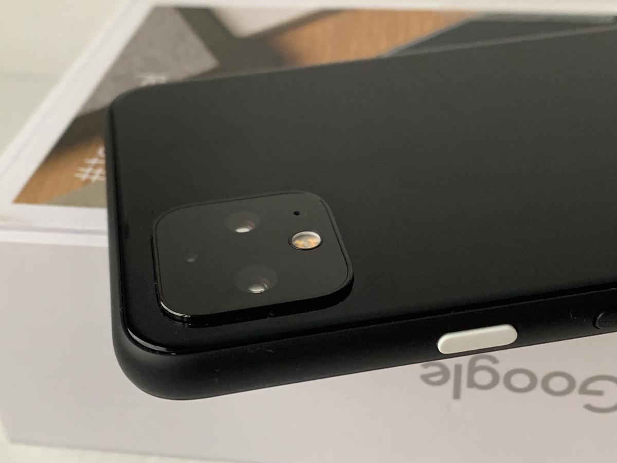 Камера Google Pixel 4XL
