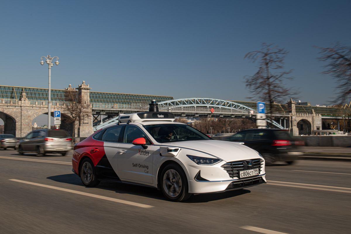 Яндекс представил четвёртое поколение своих беспилотных автомобилей