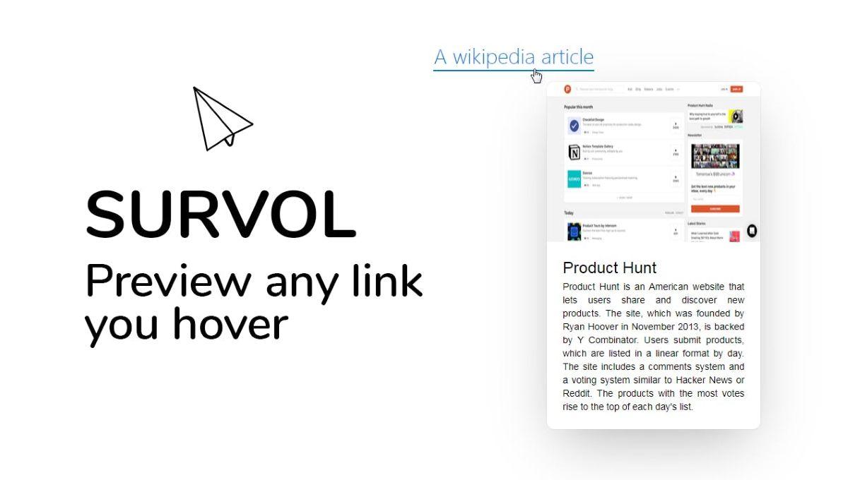 Как добавить превью ссылок в браузер