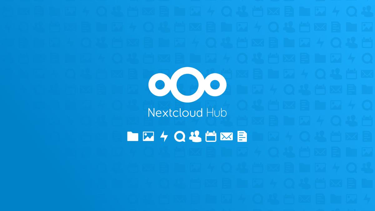 Облако NextCloud. Для чего нужно собственное облако