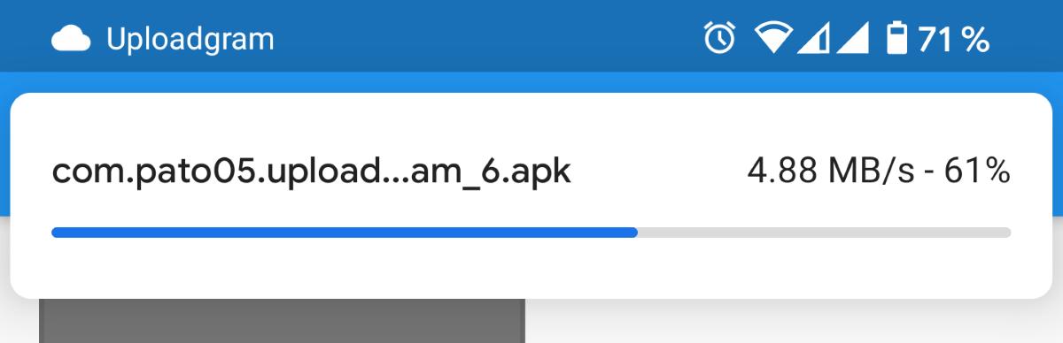 Uploadgram даёт безлимитное облако на базе Telegram