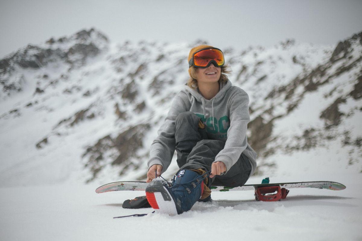 Обзор Slopes. Как отследить параметры покатушек на сноуборде