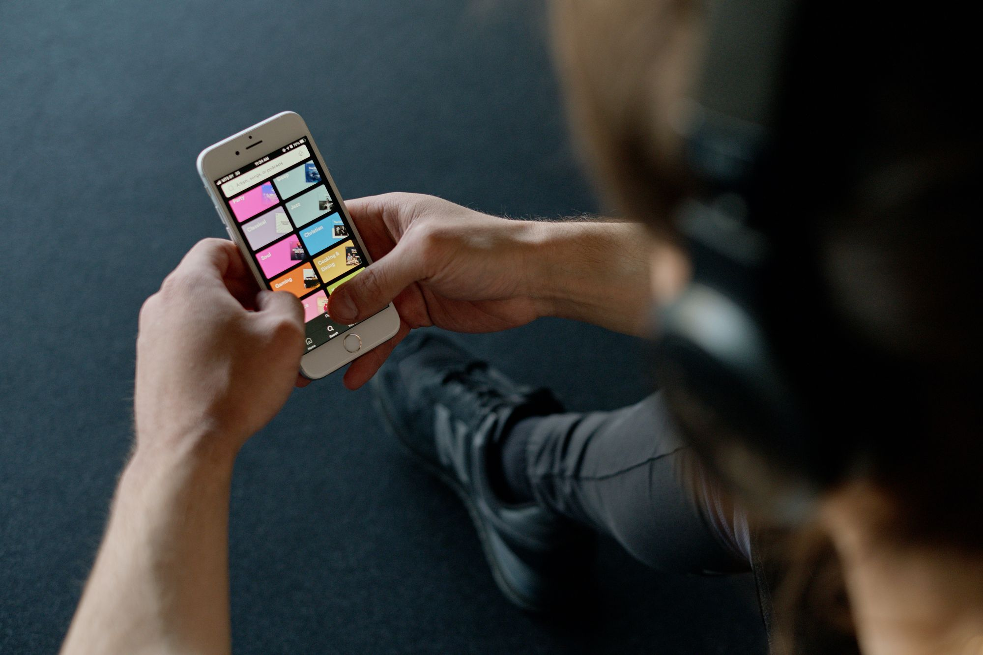 Как объединить плейлисты в Spotify или YouTube Music