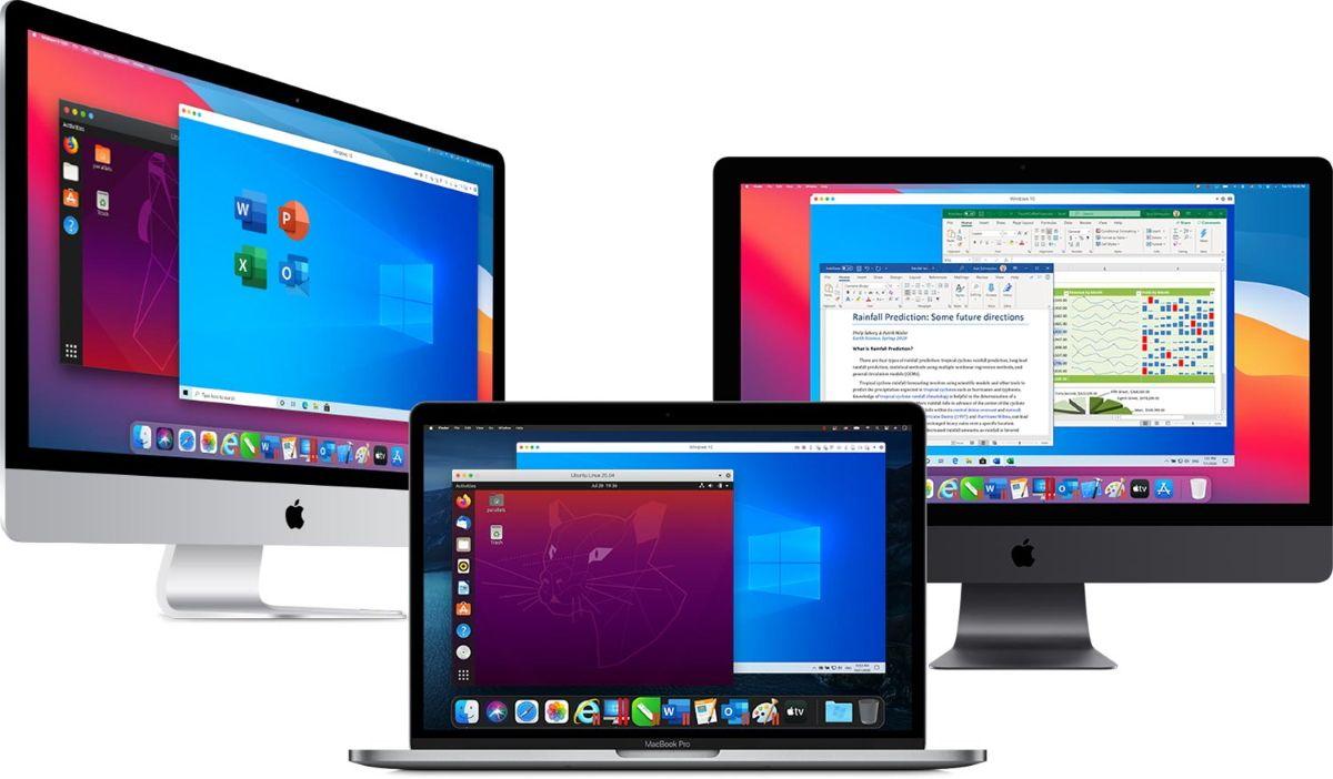 Обзор Parallels Desktop 16. Как запускать Windows приложения на macOS