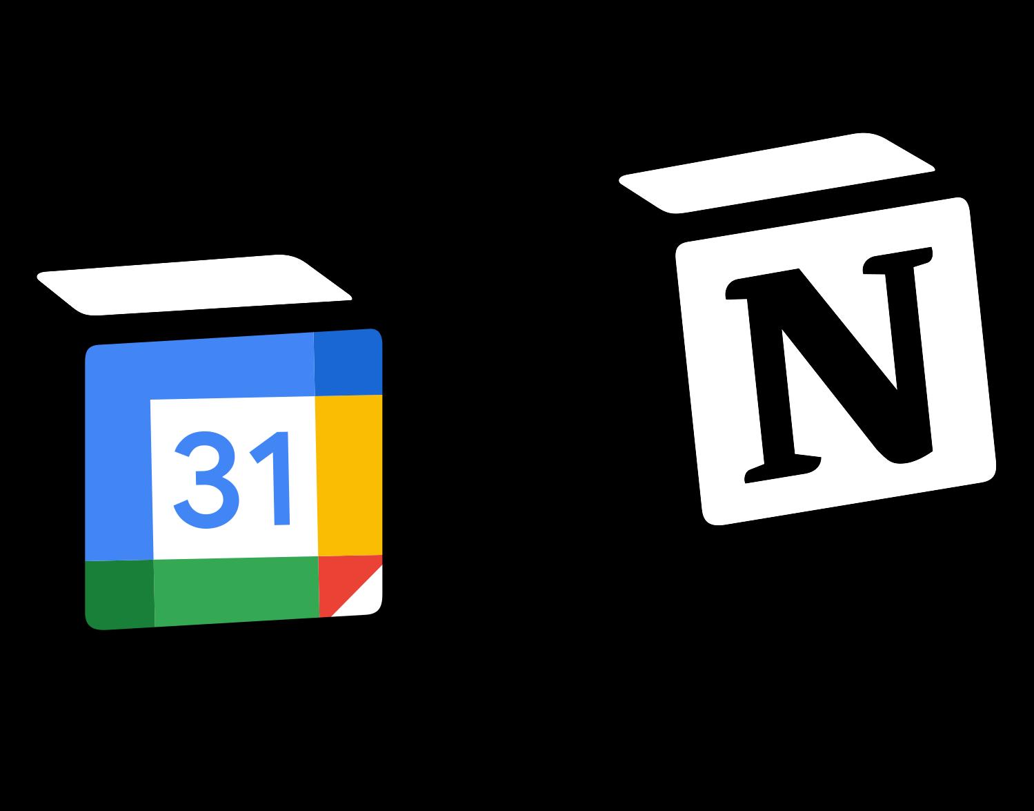 Как синхронизировать календари Google и Notion