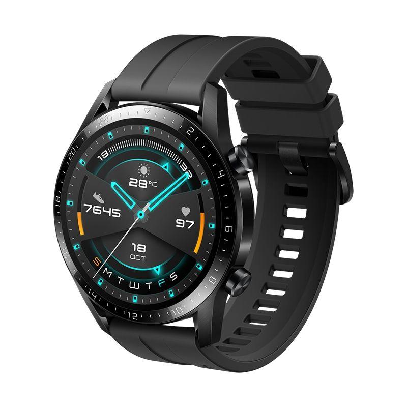 Что могут предложить смарт часы HUAWEI Watch GT 2