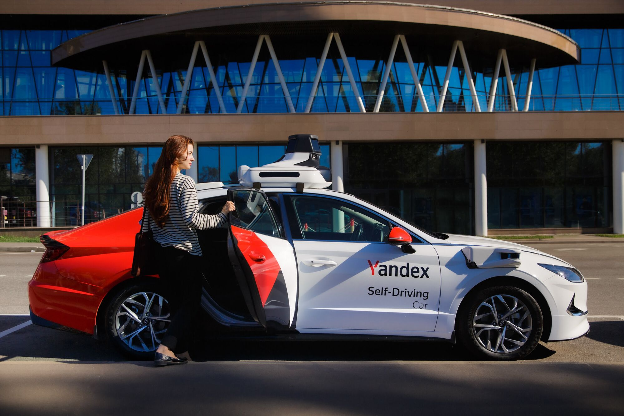 Запуск первого московского такси-беспилотника от «Яндекса» намечен на осень